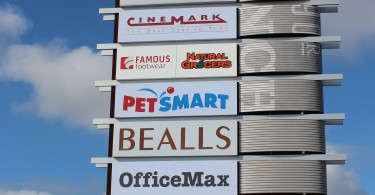 Cedar Park largest retail shopping center.