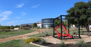 Cedar Park Sculpture Garden Recreation Center