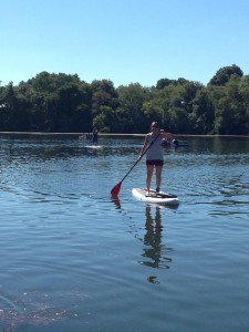 Ladybrid Lake Paddle Board