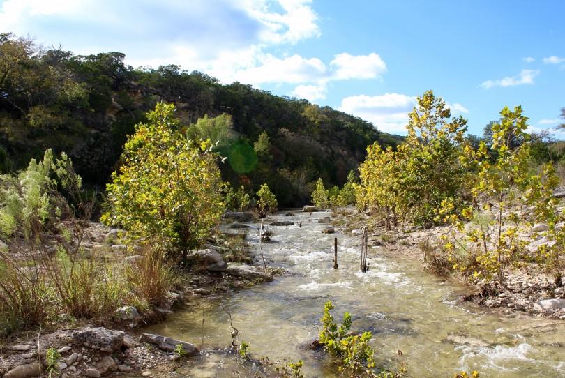 Balcones Canyonland National Wildlife Refuge a short trip from Cedar Park