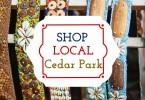 Buy Local Cedar Park and shop small businesses in our community.