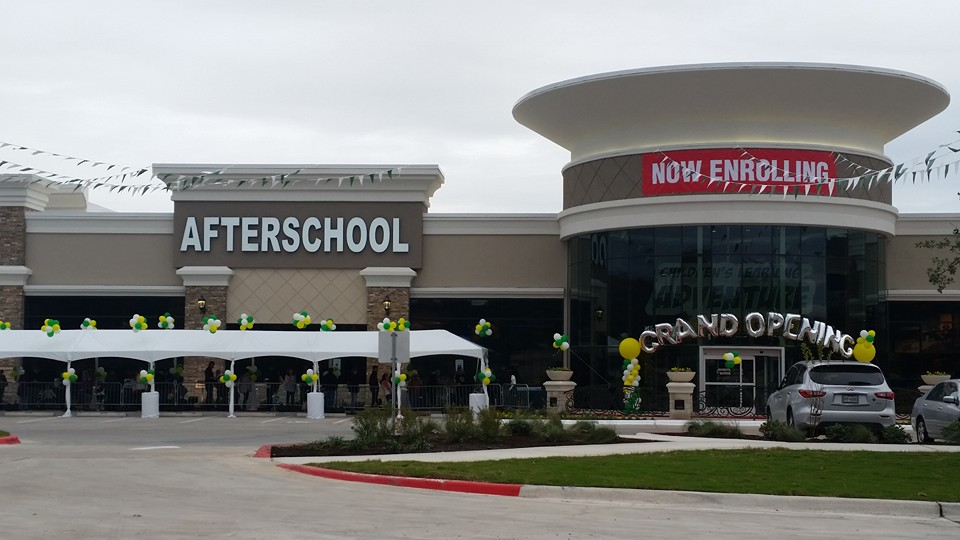Children's Learning Adventure in Cedar Park, TX is now open.