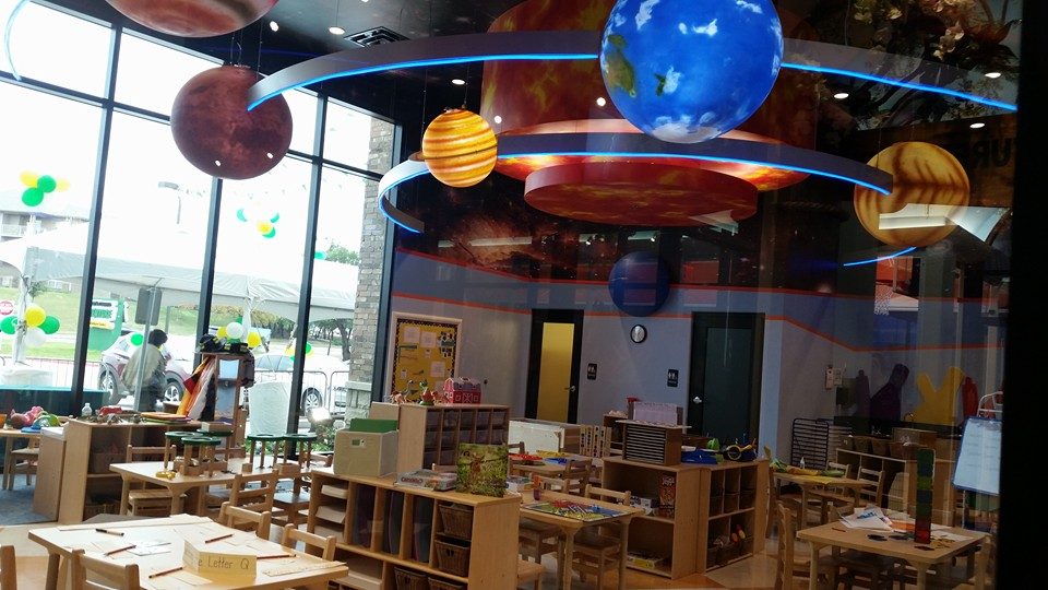 Childrens Learning Adventure Science Room