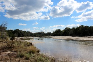 Cow Creek in Balcones Canyonland Wildlife Refuge