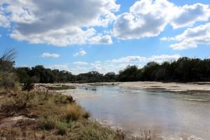 Cow Creek in Balcones Canyonland Wildlife Refuge