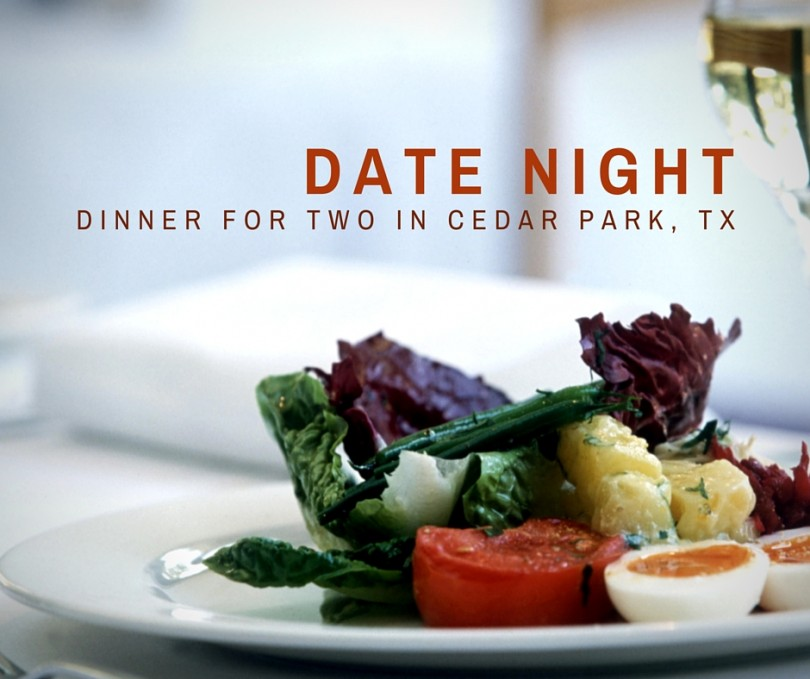 Date Night Restaurants Cedar Park Texas Living