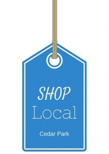 Shop Local Cedar Park. Support small business owners in your community.