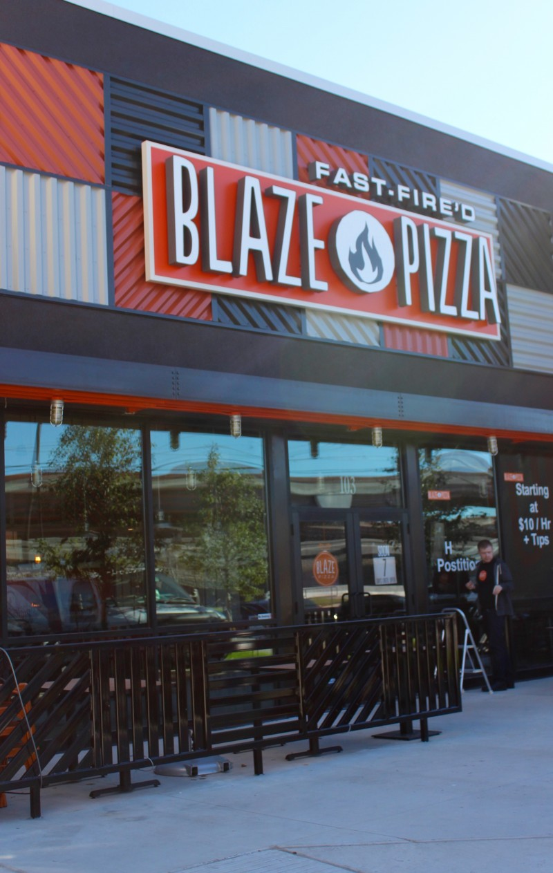 Blaze Pizza Cedar Park