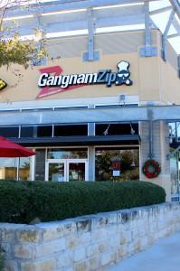 Gangnam Zip a new Korean Restaurant in Cedar Park, Texas