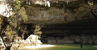 Day Trip from Cedar Park, Hamilton Pool Preserve.