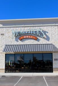 McAllisters Deli Cedar Park Restaurant