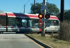 Austin Metro Rail from Downtown Austin to Cedar Park.