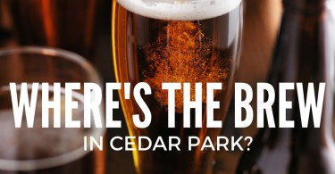 Cedar Park Craft Breweries