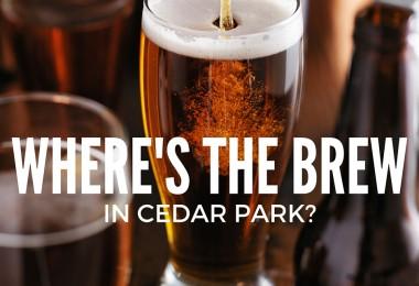 Cedar Park Craft Breweries