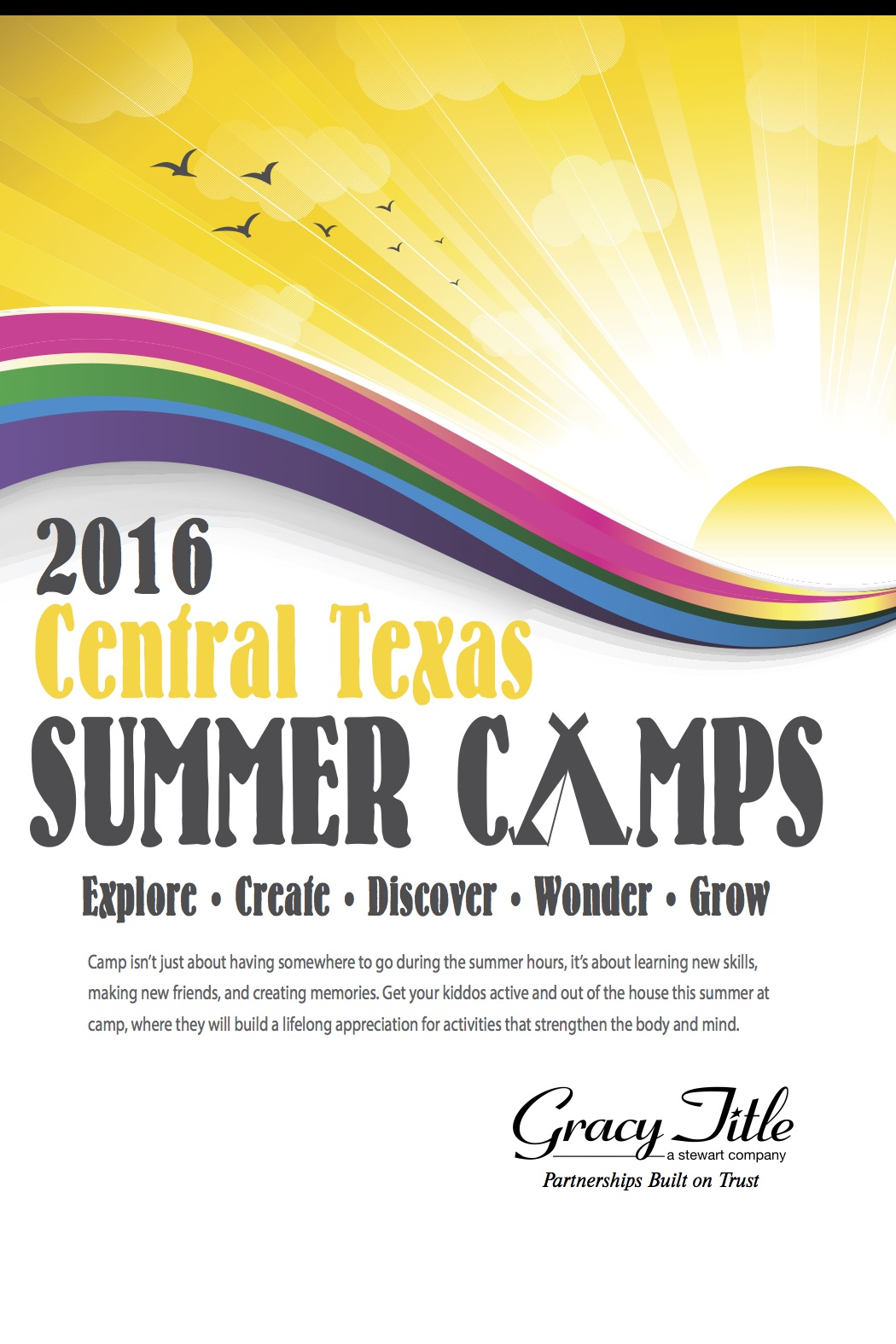 Central Texas Summer Camps