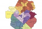Central Texas School District Map