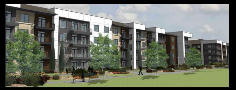 Cedar Park Apartment Locator