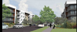 The Presidio Mixued Use Development in Cedar Park