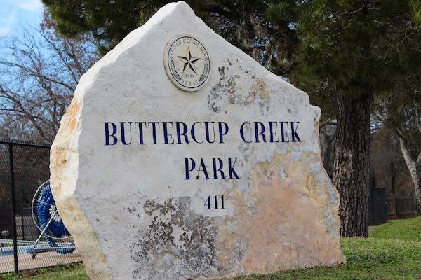 Buttercup Creek Cedar Park