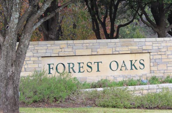 Forest Oaks Cedar Park Texas