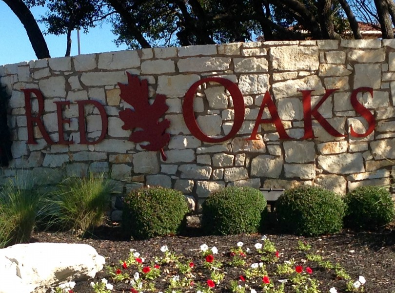 Red Oaks Cedar Park, Texas