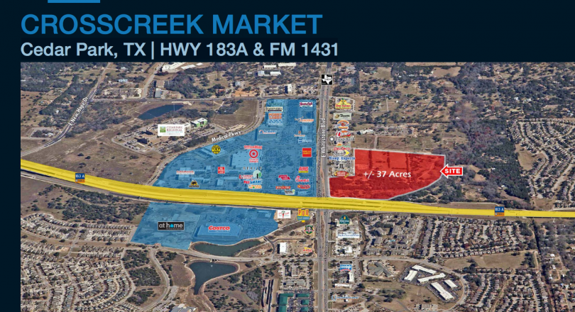 Crosscreek Market Cedar Park TX