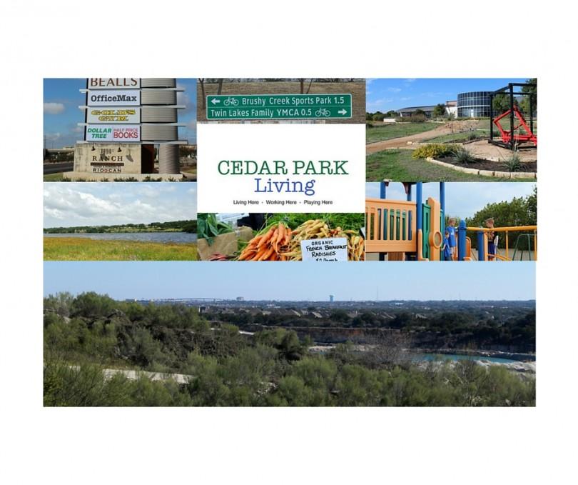Living in Cedar Park TX