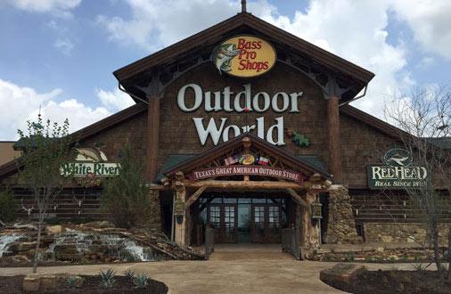 Bass Pro Outdoor World Round Rock TX