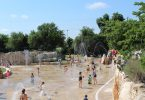 Quarry Splash Pad at Southwest Williamson County Regional Park