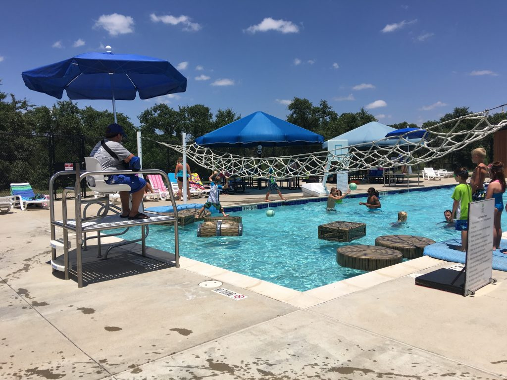 Veteran's Memorial Pool Cedar Park