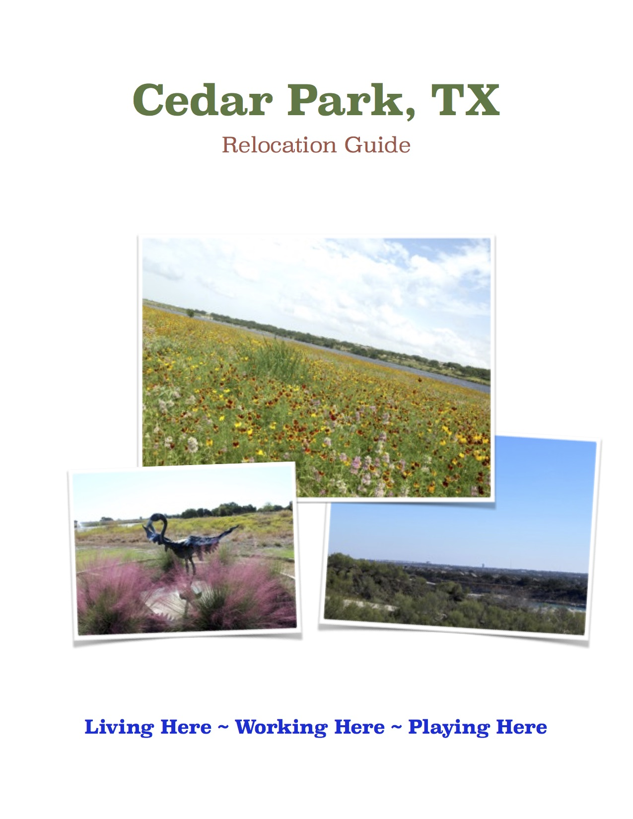Cedar Park Relocation Guide