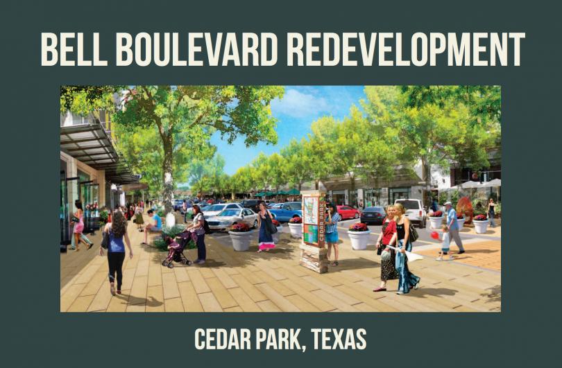 Destination Bell Blvd Cedar Park TX