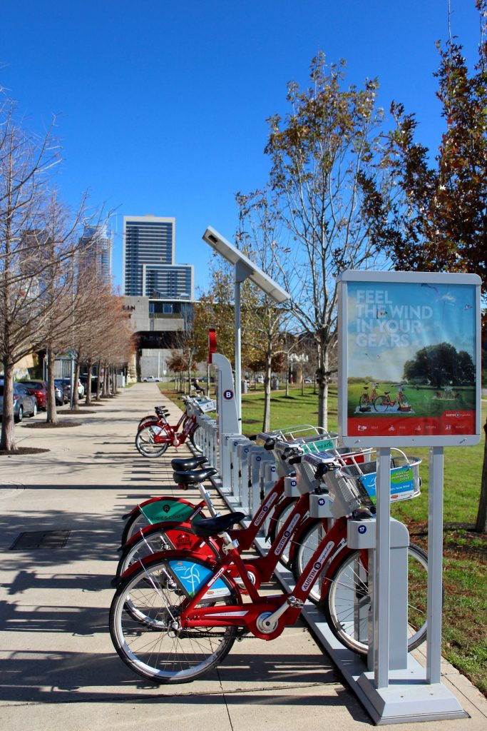 Downtown Austin Bike Rental