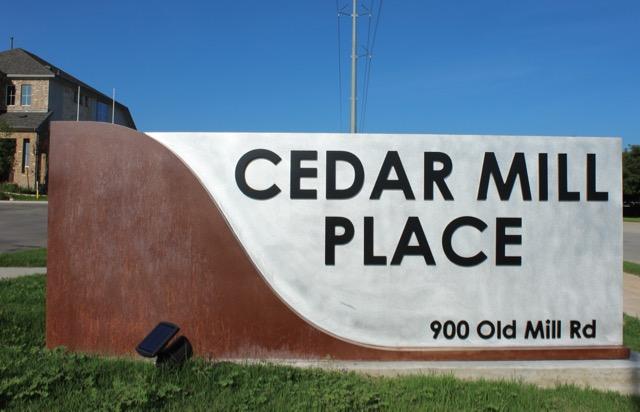 Cedar Mill Place Cedar Park