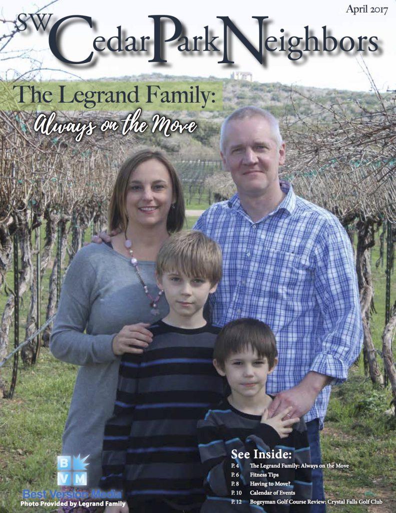 SW Cedar Park Neighbors featuring Legrand Family