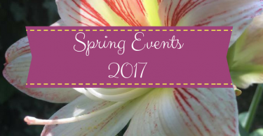 Spring Events 2017