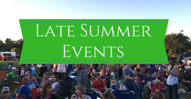 Late Summer Events Cedar Park