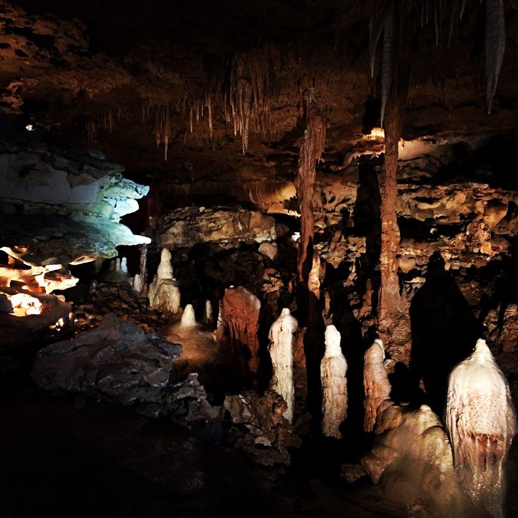 Inner Space Caverns Georgetown