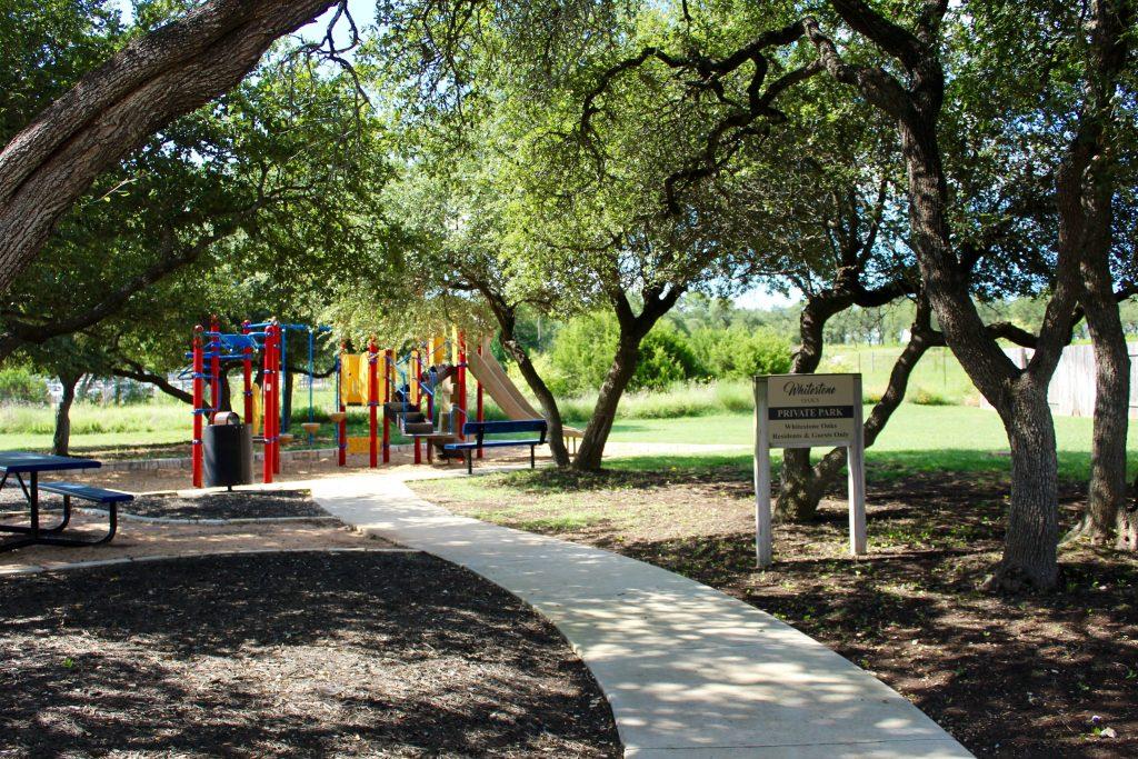 Whitestone Oaks Neighborhood Playground