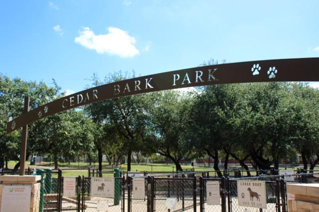Cedar Park Bark Park