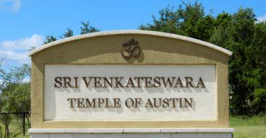 Sri Venkateswara Temple of Austin
