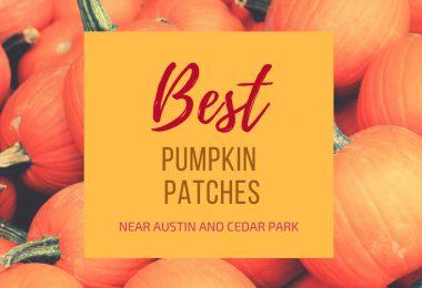 Pumpkin Patches around Austin