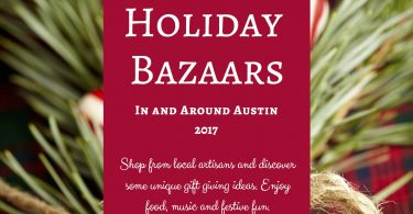 Holiday Bazaars 2017