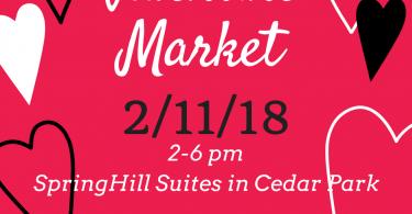 Valentine Market in Cedar Park