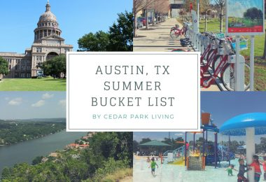 Austin, TX Summer Bucket List