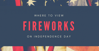 Where to view fireworks