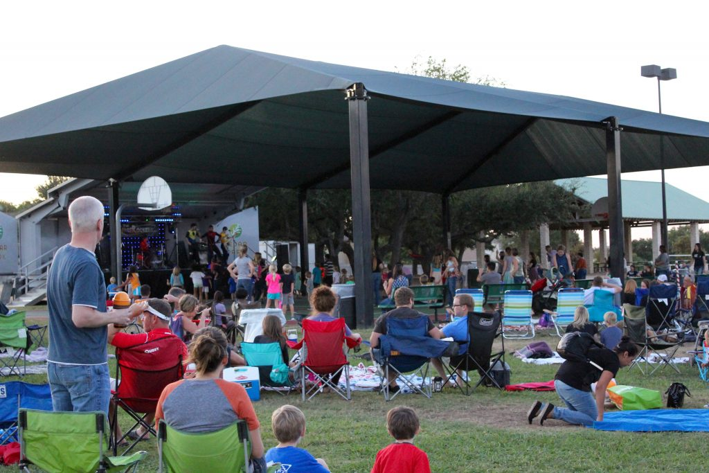 Milburn Park Concerts in the Park