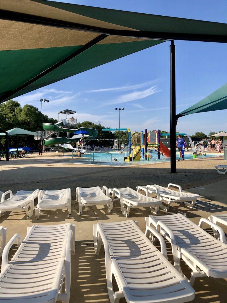Milburn Pool Cedar Park