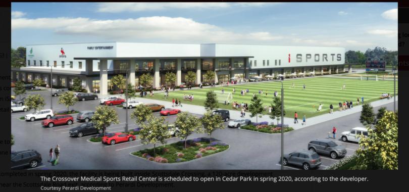 Crossover Sports Cedar Park