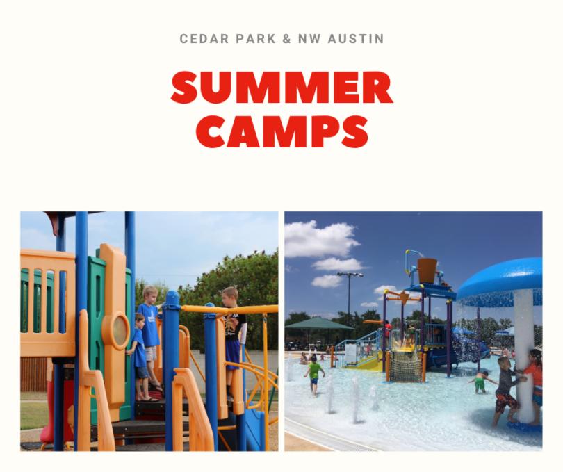 Cedar Park Summer Camps 2020